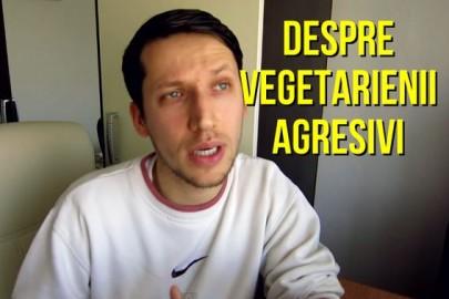 despre vegetarieni